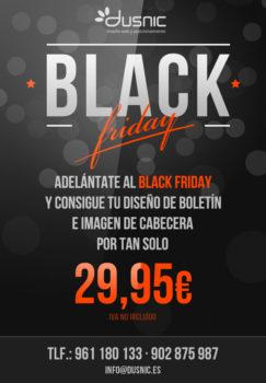 Oferta Black Friday para tu negocio