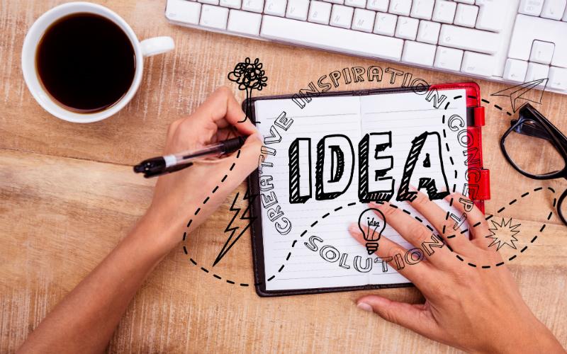 Escribir un buen post, idea