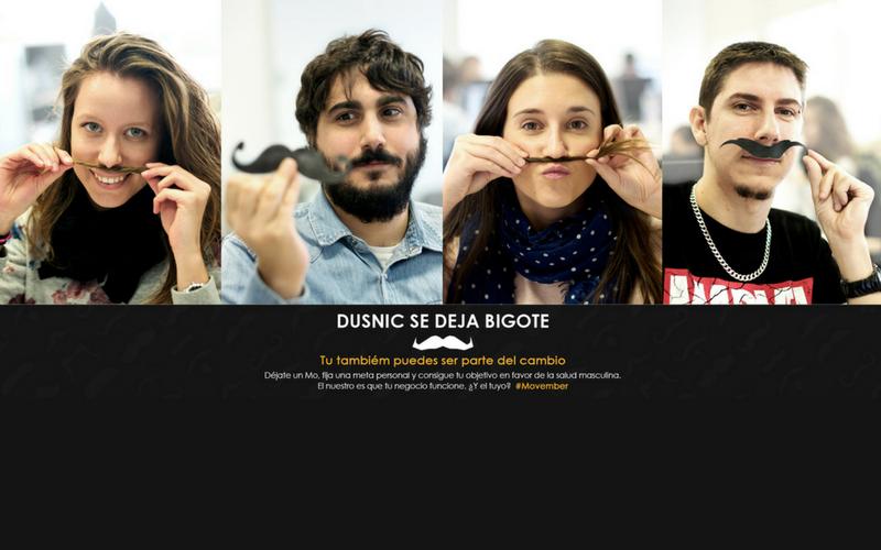 ¡Apoya el movimiento Movember!