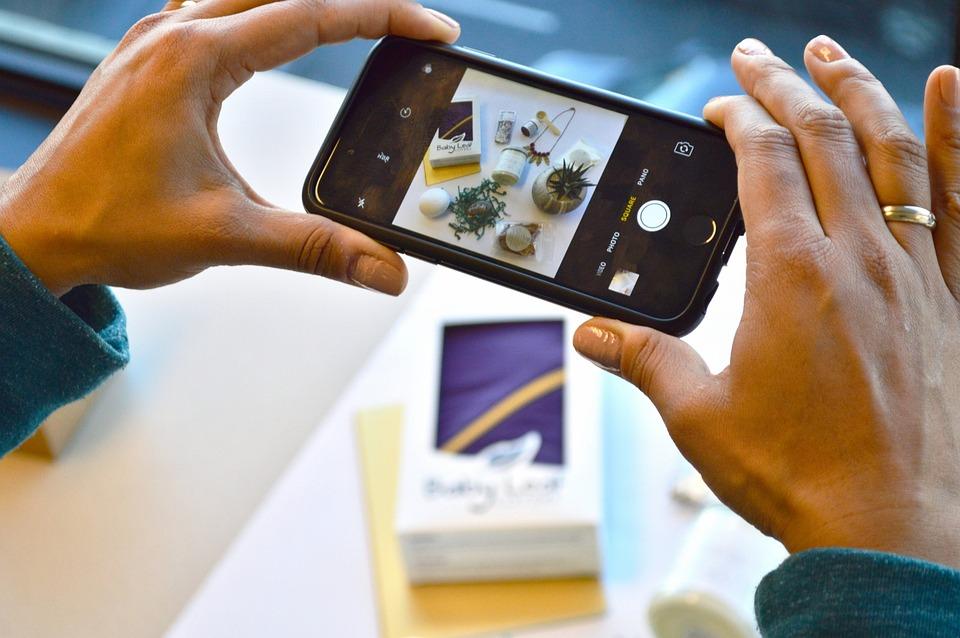 Cómo etiquetar productos en Instagram