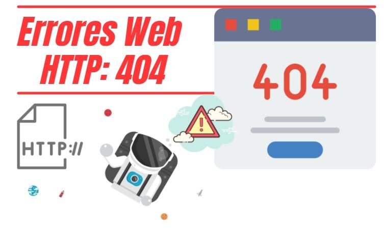 Errores HTTP ¿Cuáles son los errores web más comunes?