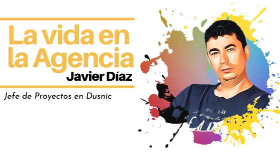 Entrevista a Javier Díaz, Jefe de Proyectos en Dusnic
