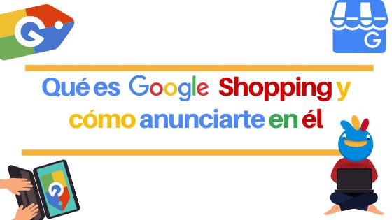 Banner- qué es google shopping y cómo anunciarte en él