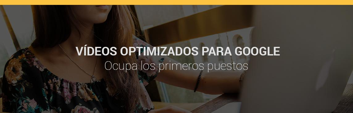videos optimizados para google